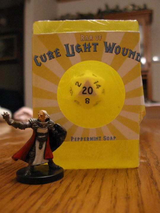 Cure Light Wounds