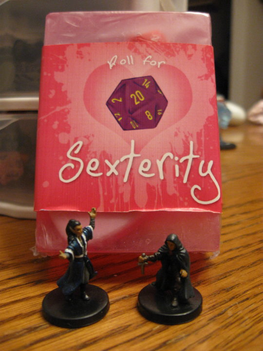 Sexterity