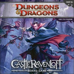 The Castle Ravenloft box art