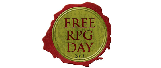 Free RPG Day, First Impressions