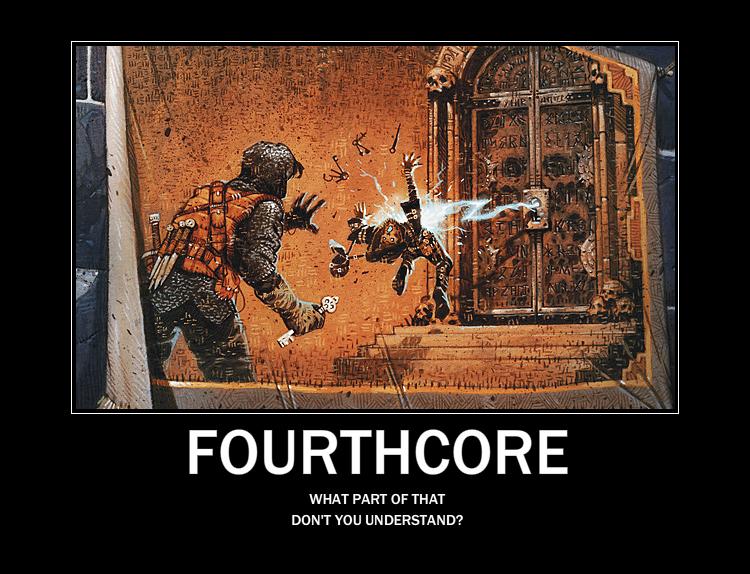 fourthcore alphabet