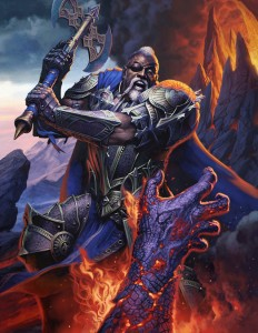Neverwinter Sgt. Knox