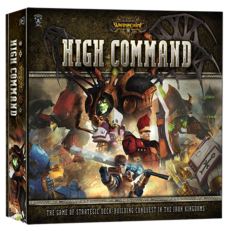 Warmachine High Command