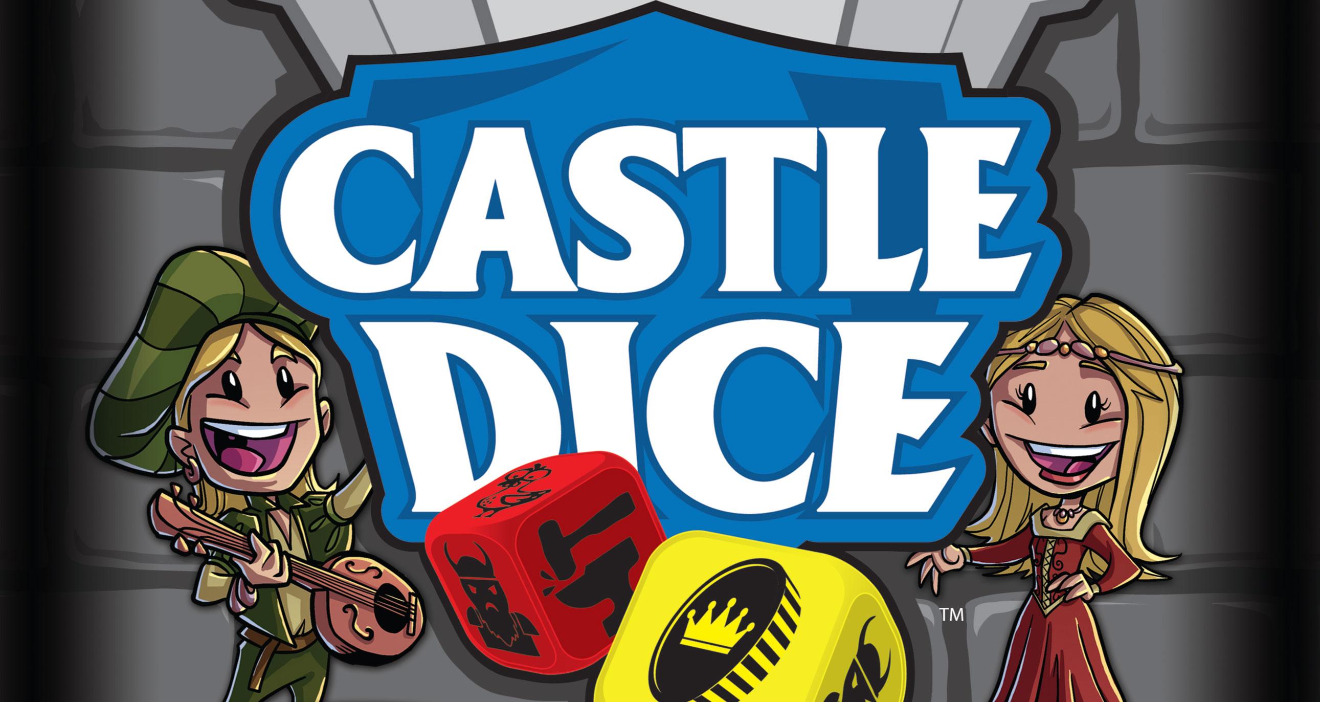 Castle Dice Banner