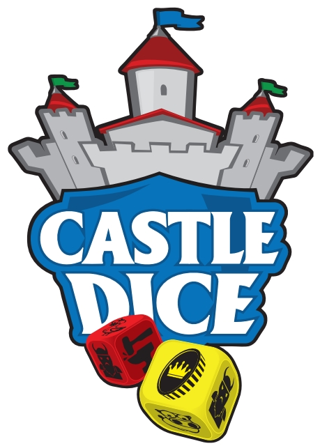 Castle Dice on Amazon