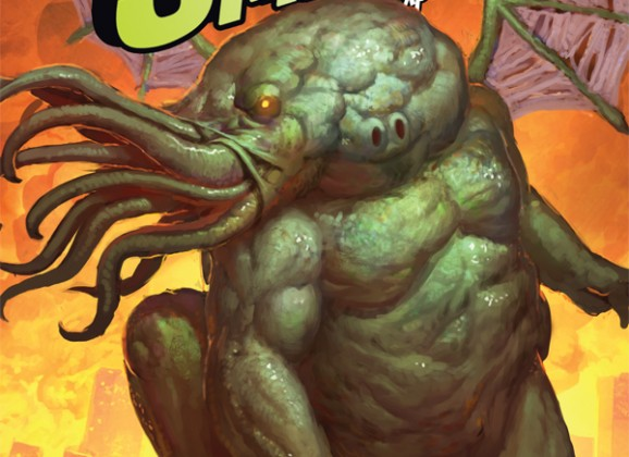 Smash Up, Obligatory Cthulhu Expansion Review