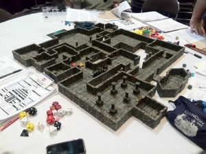 Castle Greyhawk in action