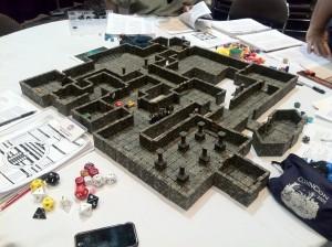 Castle Greyhawk in action