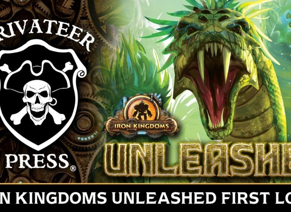 Iron Kingdoms Unleashed Is Coming