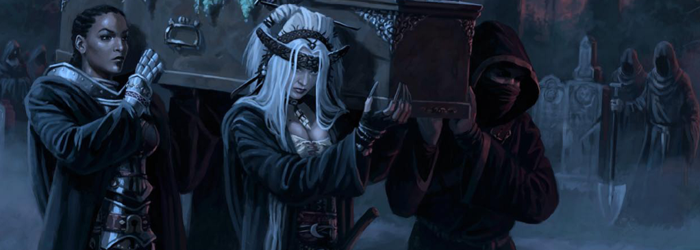 New D&D 5e Background: The Undertaker (+ more) – The Dread ...