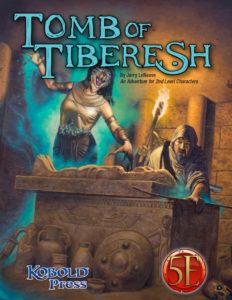 Tomb of Tiberesh Cover